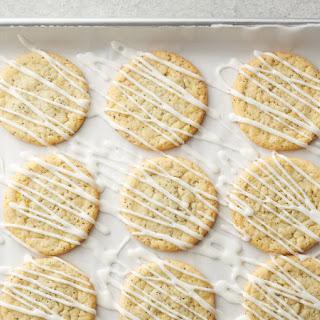 Lemon-Poppy Seed Sugar Cookies.