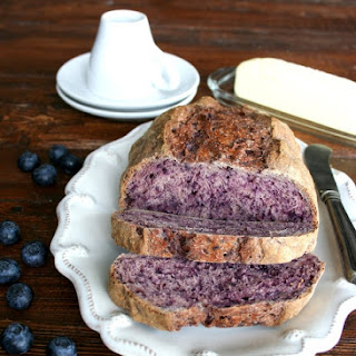 Blueberry Bread No Eggs Recipes.