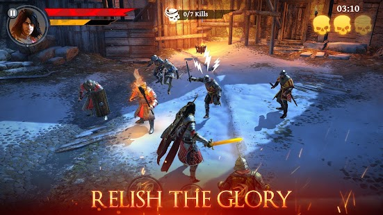 Iron Blade: Medieval RPG- screenshot thumbnail