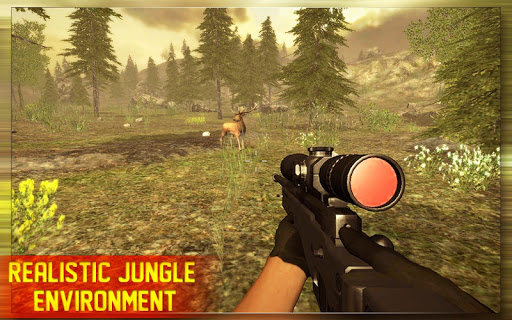 Animal Hunting Sniper Shooter: Jungle Safari 2.0.0 screenshots 2