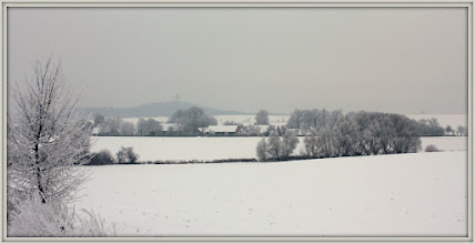 Photo: pohled od Semtinské lípy přes Vesec na Humprecht