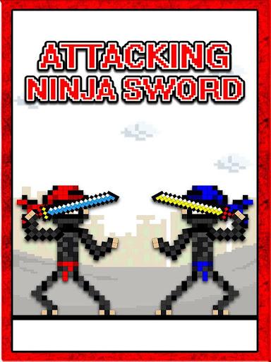 玩冒險App|Attacking Ninja Sword Duel免費|APP試玩