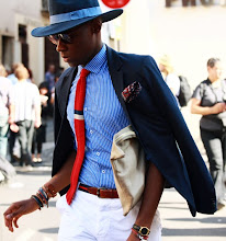 Photo: Al estilo de... Mboko Ndimba Mobutu