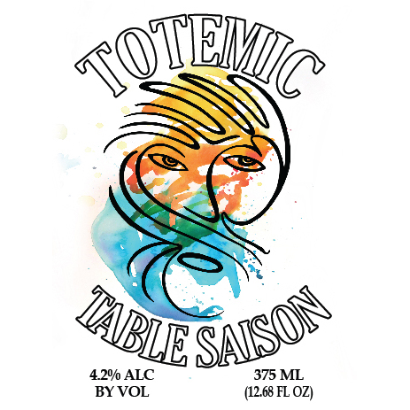 Logo of Calusa Totemic
