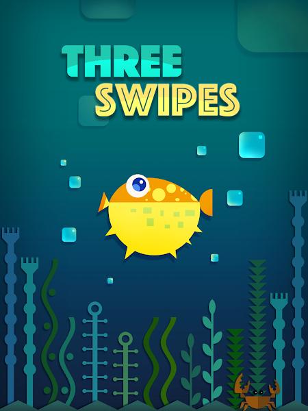 Three Swipes
