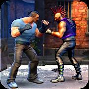 غيبوبة شارع شارع 3D القتال: ألعاب مقاتل