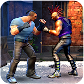Zombie Road Street 3D Fighting: Fighter Games