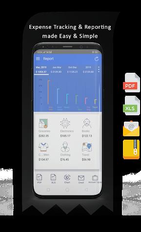 Expense Manager - Num Receipt Scanner Screenshot
