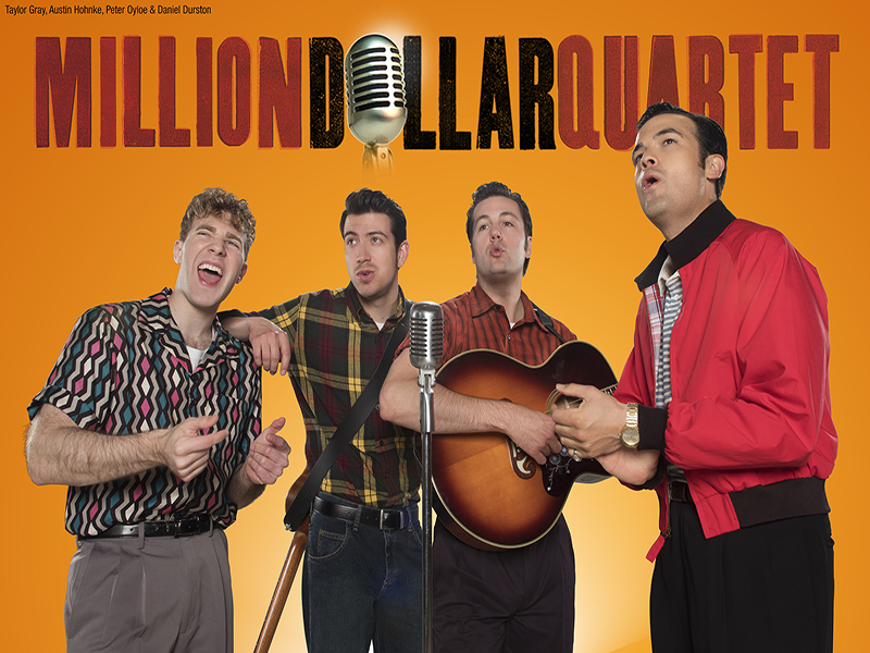 <h3>Million Dollar Quartet</h3>