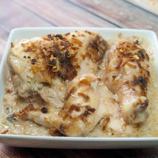 Busy Day Chicken Rice Casserole.