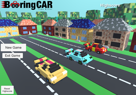 The Booring Car - náhled
