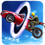 Transform Race 3D: Airplane, Boat, Motorbike & Car Icon