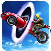 Transform Race 3D: Airplane, Boat, Motorbike & Car