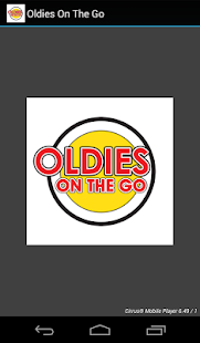 Oldies On The Go- screenshot thumbnail