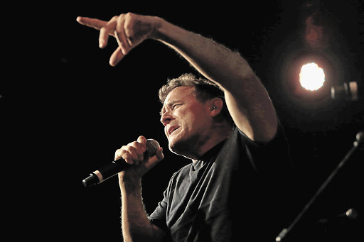 SA music icon Johnny Clegg has died