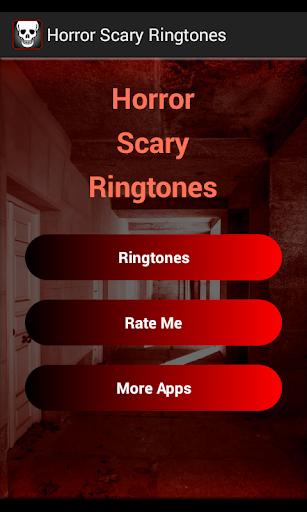 Horror Scary Ringtones