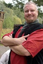 Photo: Hjaldir, Hauptmann der Büttel von Amonlonde.