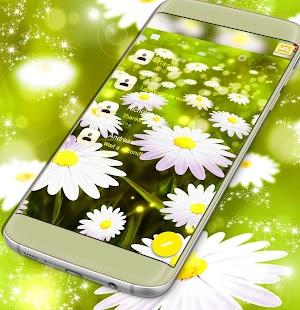 Květiny SMS téma - náhled