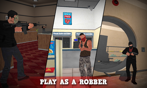 Justice Rivals 3 - Cops and Robbers 1.061 screenshots 2