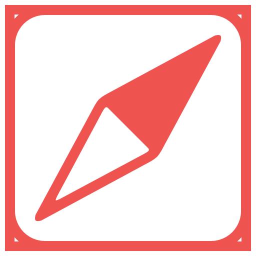 指南針級 工具 App LOGO-硬是要APP