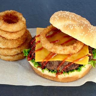 Onion Cheeseburger Recipe!