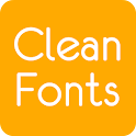 Fonts for FlipFont Clean icon