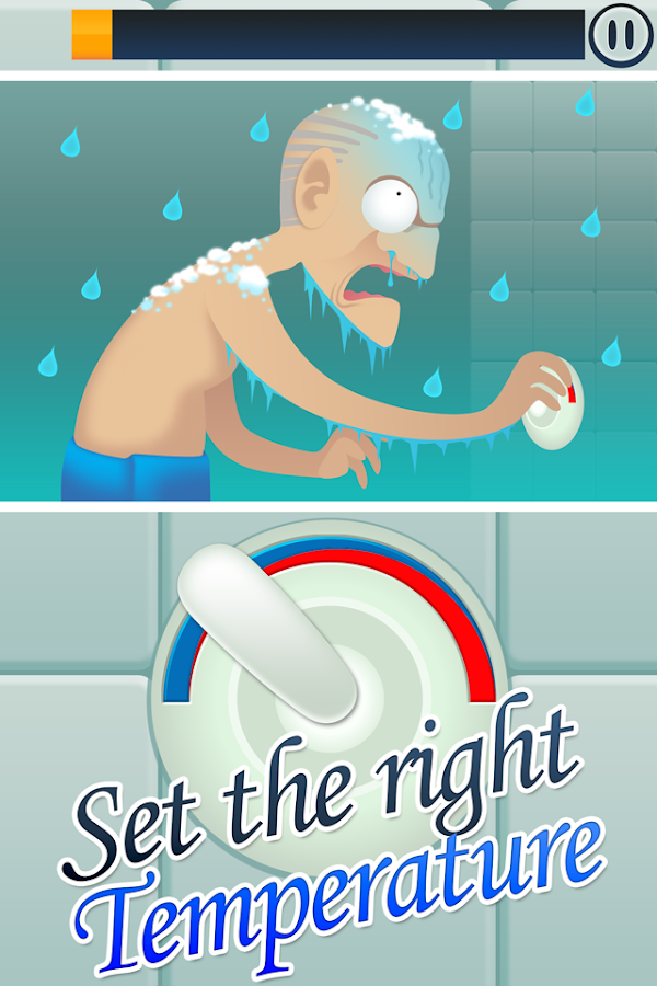 Toilet Time - A Bathroom Game- screenshot