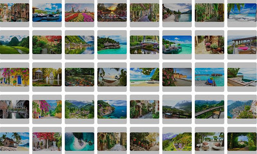 Tile Puzzle Peaceful Places  screenshots 3