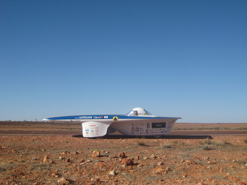Bridgestone World Solar Challenge 2007