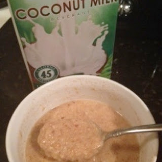 Flaxseed Hot Cereal