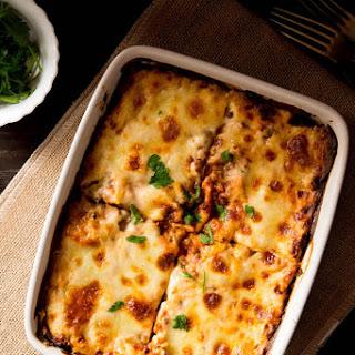 Lentil Ragu Lasagne Recipe