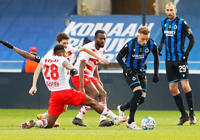 Le quart de finale de Coupe de Belgique entre le Standard et Bruges doit être maintenu