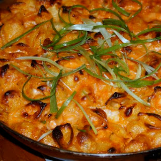 Al Forno Conchiglie with Five Cheeses