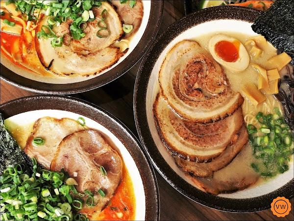 同拉麵-景賢店 台中美食 │日本拉麵 │深夜食堂