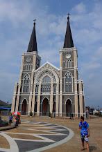 Photo: Church in Chanthaburi