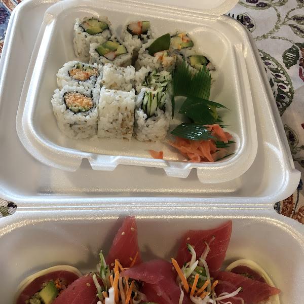 Photo from Masa's Sushi