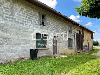 maison à Béréziat (01)