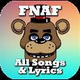 Fredbear FNAF Soundboard 1,2,3,4 : All songs