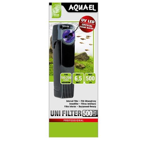 Pumpar Filter Akvarium