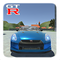 GT-R R35 Drift Simulator: Car Games Racing 3D-City icon
