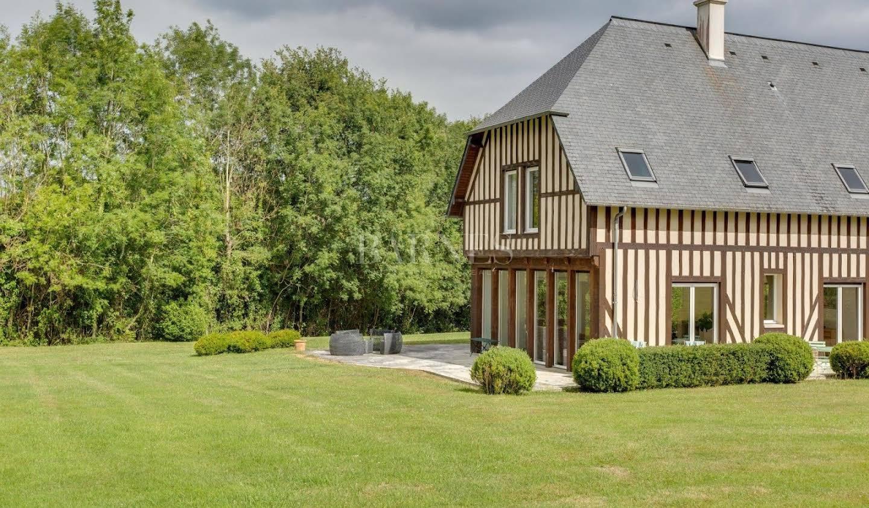 Maison avec terrasse Englesqueville-en-Auge