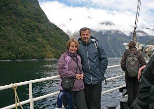 Photo: Milford Sound