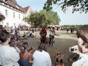 Photo: Potentia Animi auf der Runneburg in Weißensee 2006