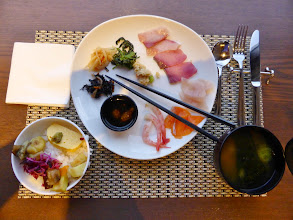 Photo: Best breakfast (Sky Hotel in Kanazawa)