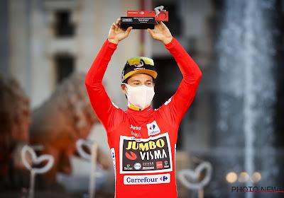 Code Rood: Jumbo-Visma zet docu online met unieke inkijk op Vuelta-winst van Primoz Roglic