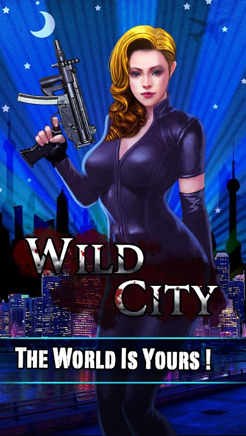 Wild City (Mafia RPG)- screenshot