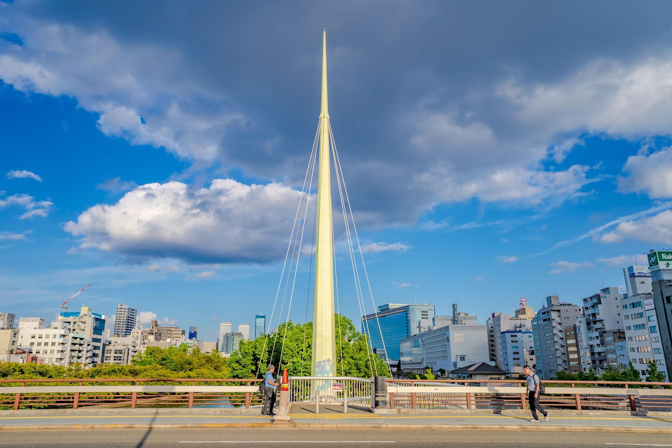 大阪 中之島公園7