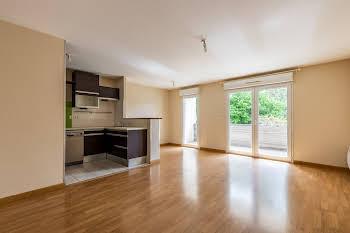 Appartement 3 pièces 71,1 m2