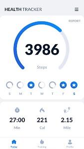 Step Tracker - Pedometer Free & Calorie Tracker 1.0.6 (Ad Free)