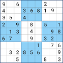 Sudoku puzzle game for free icon